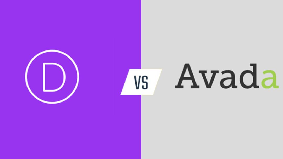 Avada vs Divi: Qual o melhor tema para seu site?